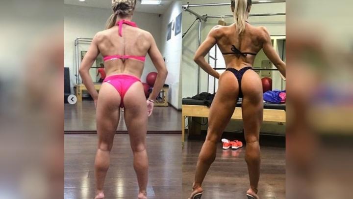 «Мне стыдно, что была такой»: чемпионка мира с эффектным телом показала свои первые снимки