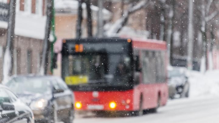 Кто приезжает вовремя, а кто опаздывает? В Перми составили рейтинг самых пунктуальных автобусов