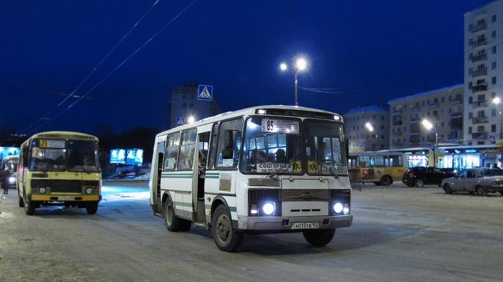 Один раз отрежь: с 1 января в Нижнем Новгороде отменят семь маршруток
