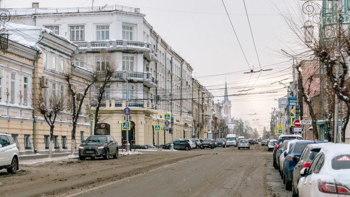 Жителям Самары придется платить за парковку вдоль городских улиц