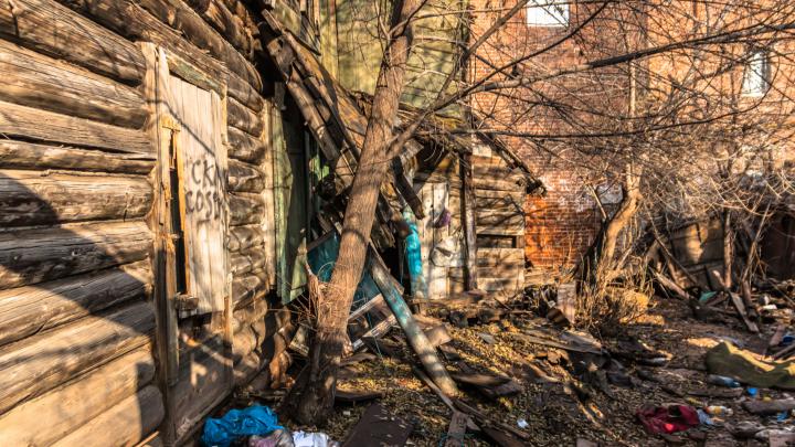 В Самаре снесут три ветхих дома в Промышленном районе