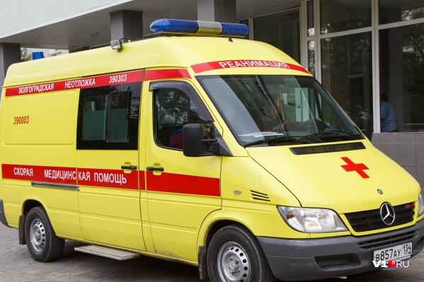 Скорая помощь госпитализировала пятерых человек