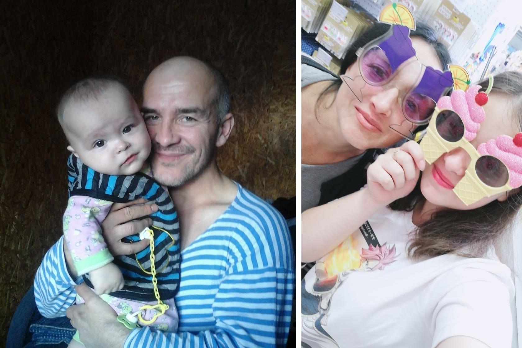 По словам Ригины Тумашовой, биологический отец детей тоже исправил своё поведение