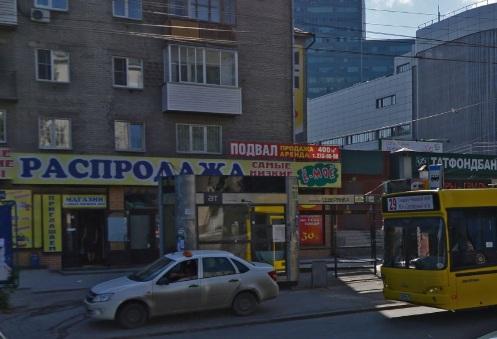 Власти поставят лавочки и урны на остановках в Ленинском районе