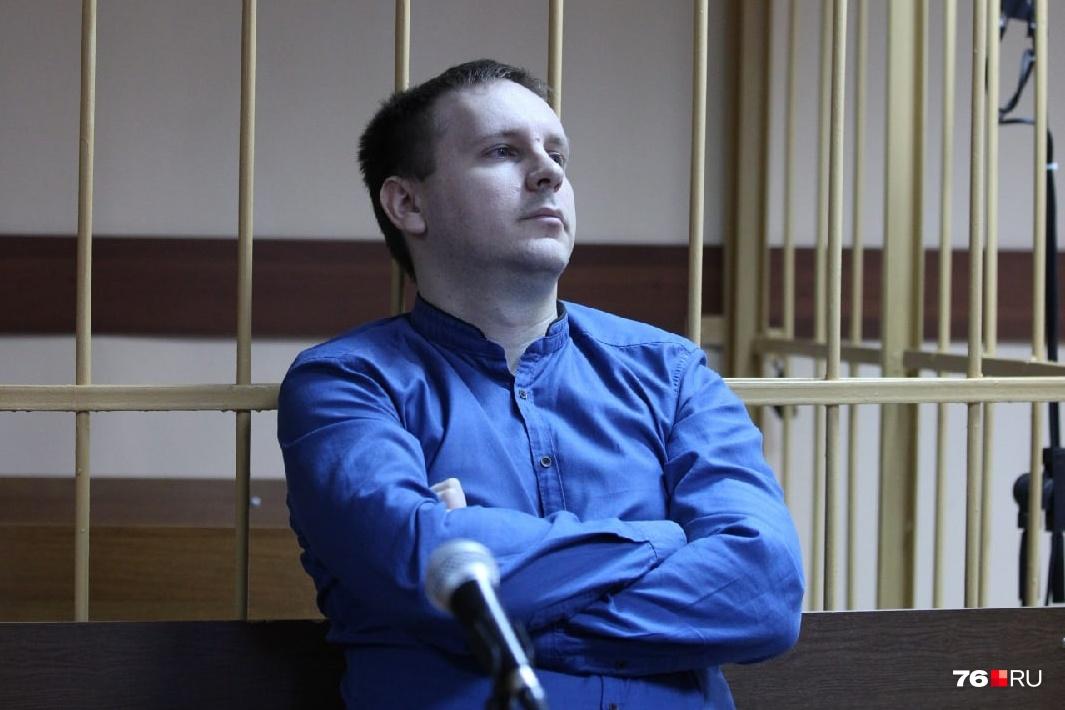 Сергея Ефремова взяли под стражу в зале с