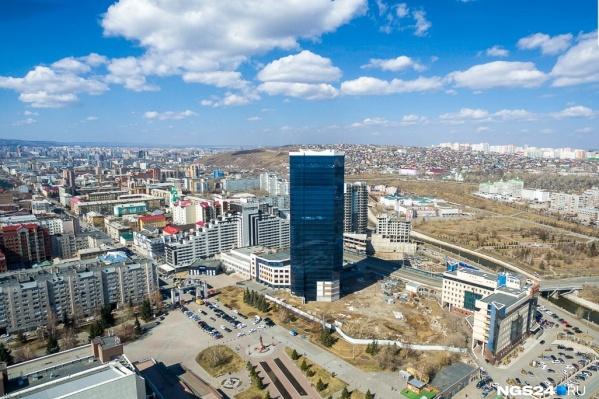 В марте в Красноярске закончилась Универсиада