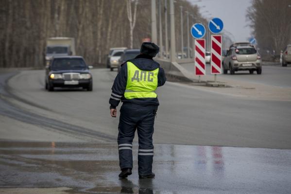 За год в авариях в Новосибирской области погибли 300 человек