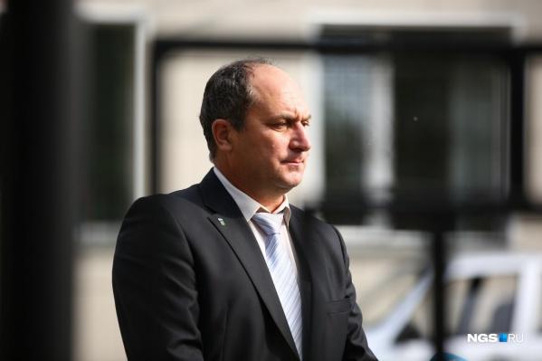 Дмитрий Курицкий долгое время отрицал обвинения, но потом признал свою вину