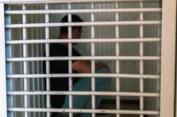 Мужчину задержали сотрудники таможни