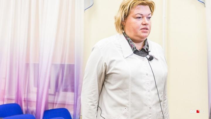 В Чайковском общественников не пустили на встречу министра со СМИ по ситуации с детской больницей