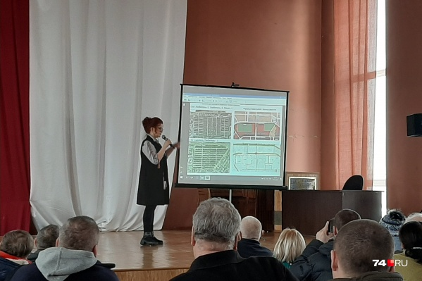 Ольга Никитина подробно рассказала о судьбе СНТ и о транспортных изменениях в Калининском районе