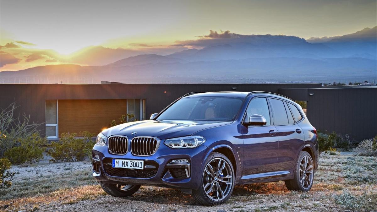BMW показала новый X3 (фото)