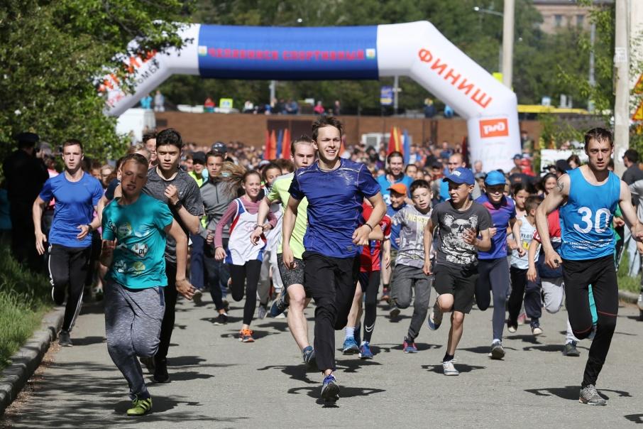 Каждый год в забеге участвуют от трёх до пяти тысяч челябинцев