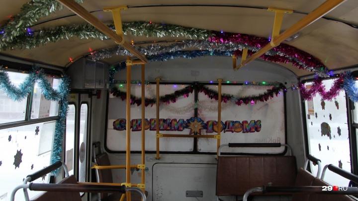 От аэропорта до Нижнего городка: какие автобусные маршруты будут ходить в новогоднюю ночь