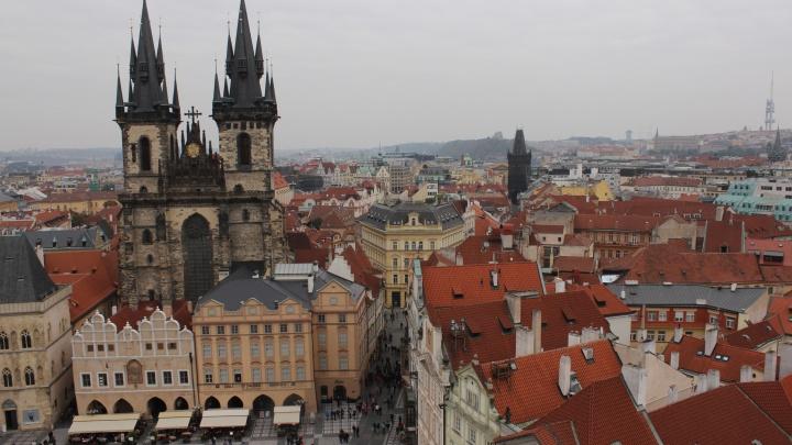 Влюблённый в Прагу новосибирец написал большую книгу, в которой опроверг туристические мифы