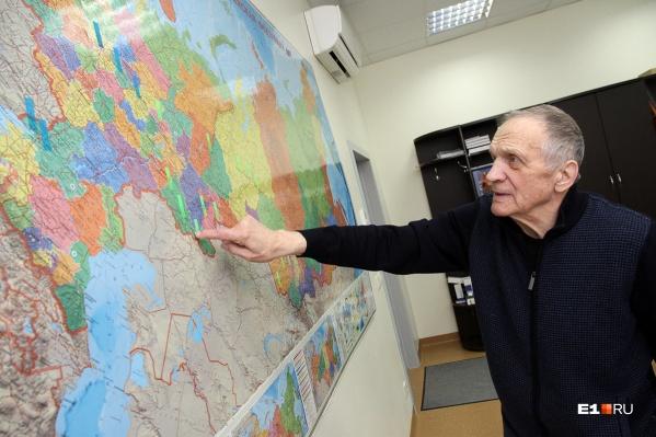 Владислав Тетюхин умер 11 апреля