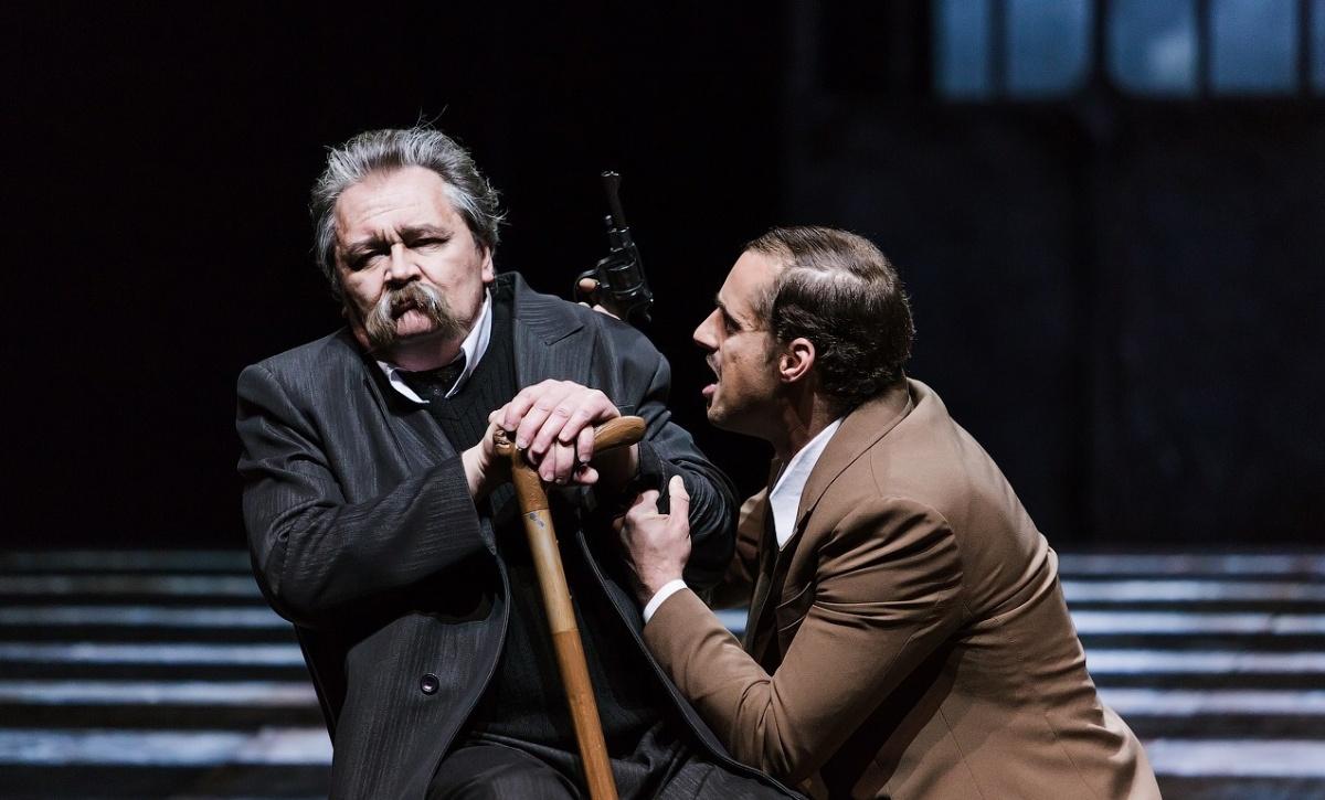 Обстоятельства смерти Максима Горького расследуют на сцене театра
