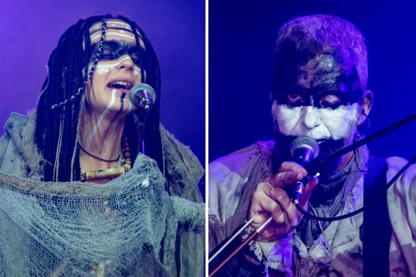Образы омских музыкантов стали узнаваемы во всем мире