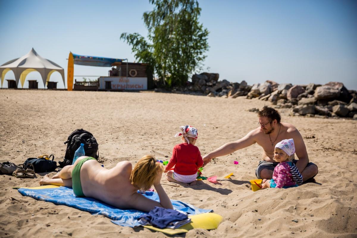 Люди голы купаются видео пляж фото 497-649