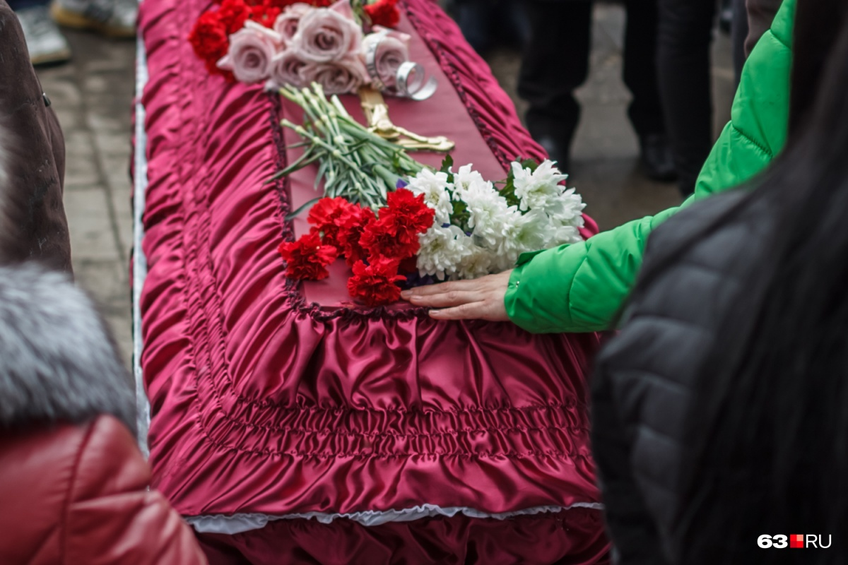 За незаконные похороны будут штрафовать