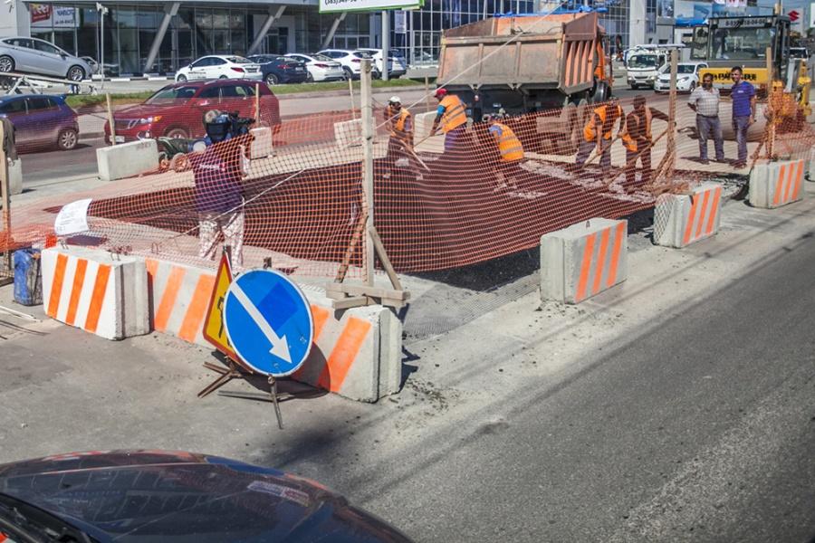 Новосибирцам посоветовали выбрать дороги для ремонта
