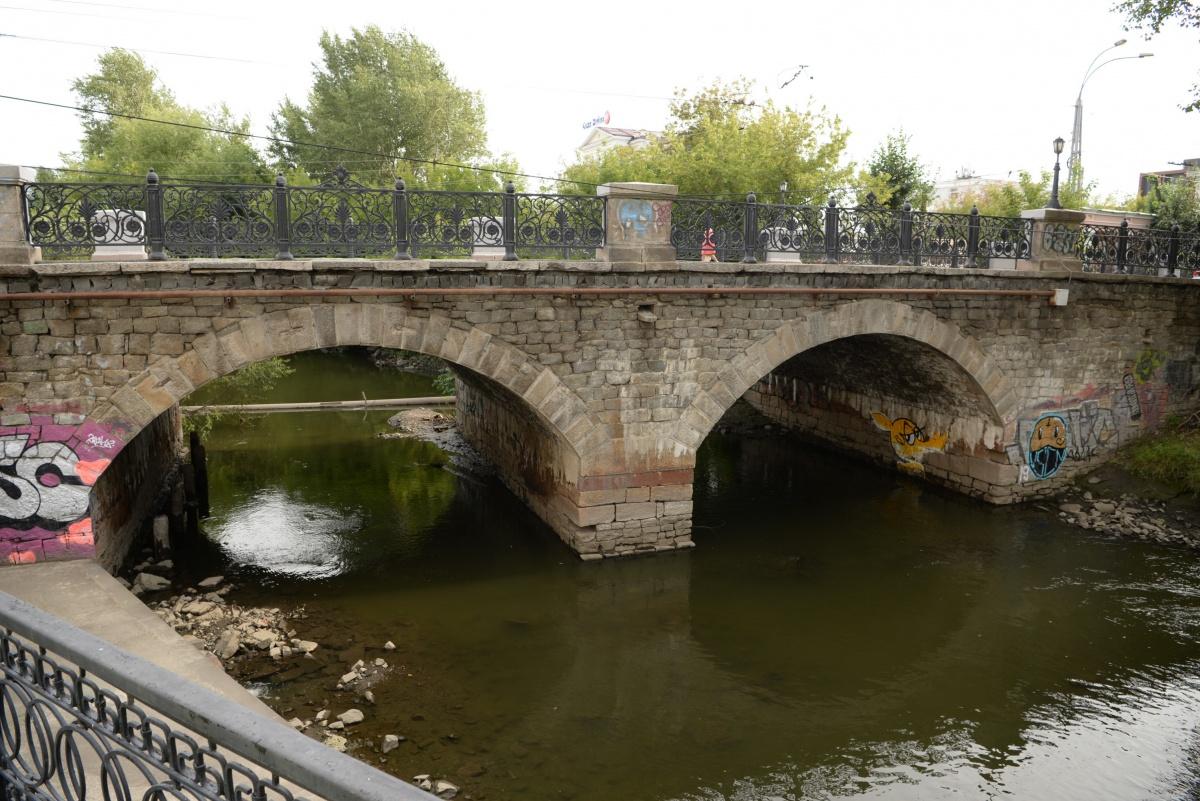 Царский мост называется так только в народе