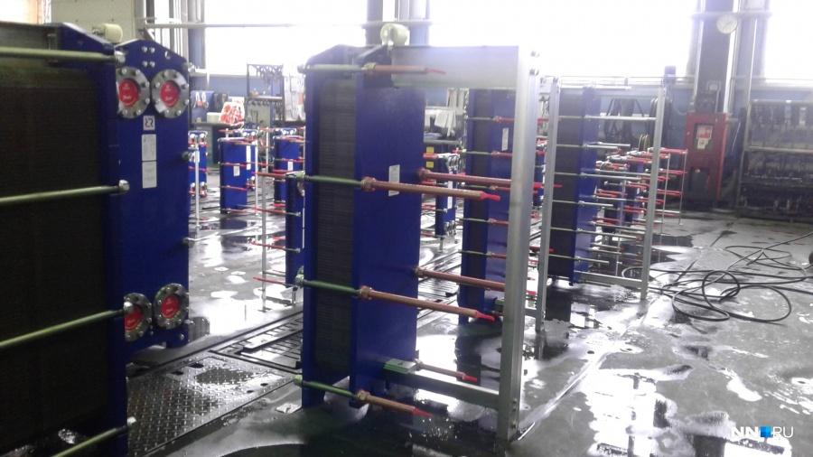 Нижний новгород вакансии завод теплообменников Пластинчатые паяные теплообменники Danfoss серия XB70L Балашиха