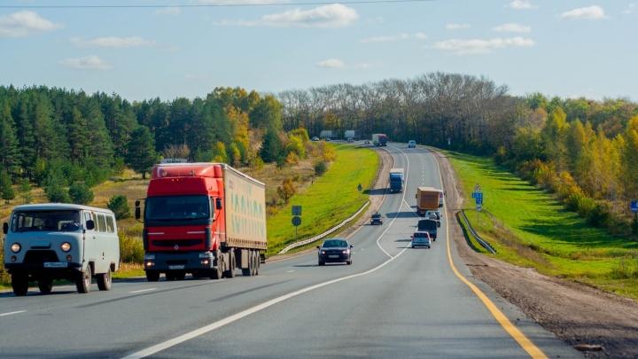 На трассе М-7 закроют четыре опасных поворота из-за многочисленных ДТП