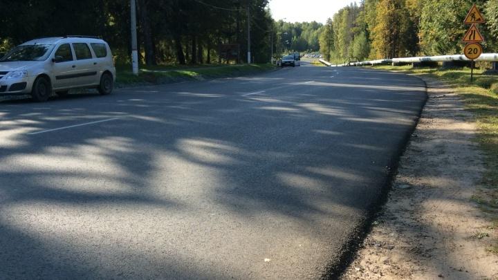 В Перми отремонтировали дороги на улицах Екатерининской, 25 Октября и Гремячий Лог