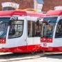 Планируйте маршрут заранее: на улицах Фрунзе и Крупской закроют движение трамваев