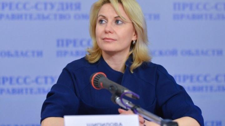 Бывшего вице-мэра Омска Елену Шипилову сегодня назначат первым замом министра здравоохранения
