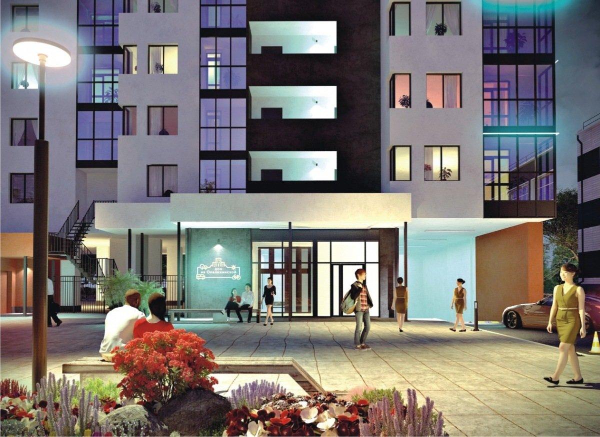 На придомовой территории будут организованы уютные зоны отдыха с фонарным освещением и скамейками