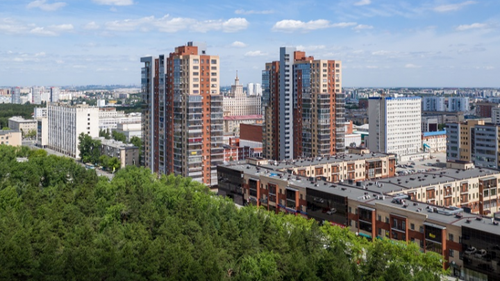 Комплекс будущего: как увидеть квартиру, которой ещё нет