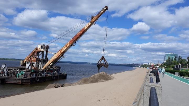 Золотые пески: оборудование 8 пляжей обойдется мэрии Самары в кругленькую сумму