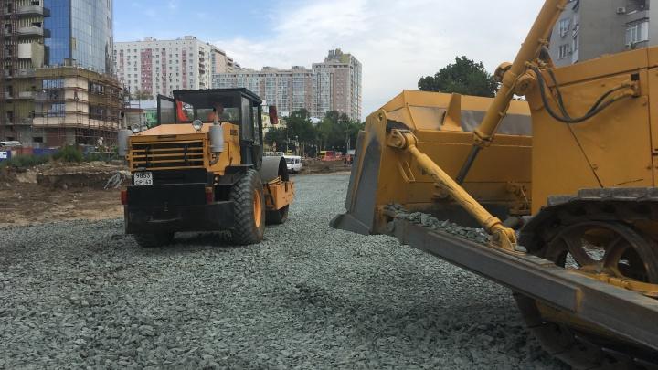 Дорогу закроют: часть улицы Мечникова отдадут под парковкуШестого кассационного суда