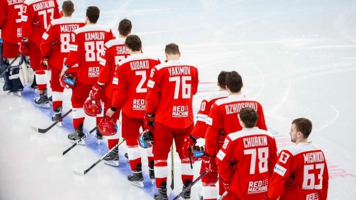 США против России в хоккее: смотрим расписания игр на 5 марта и свободные билеты