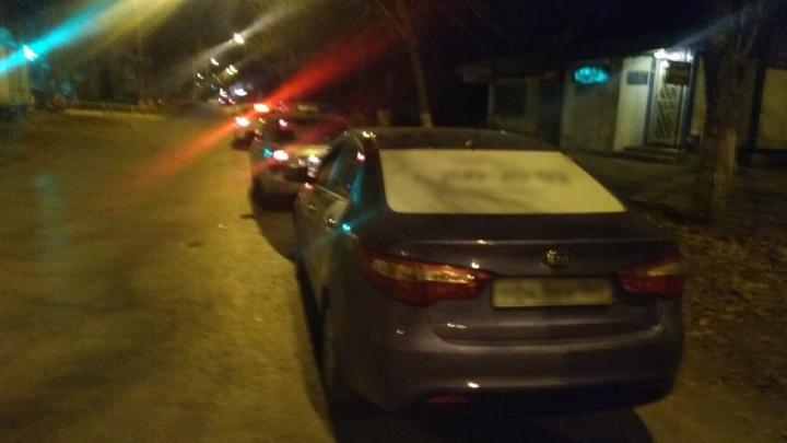 Сквозная рана и сотрясение мозга: самарский таксист напал на активиста «Ночного патруля»