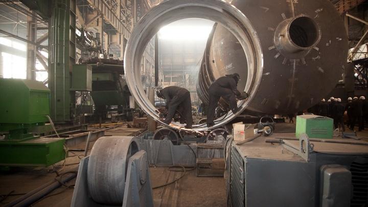 «Криминальная семёрка»: с «Волгограднефтемаша» вынесли больше тонны никеля