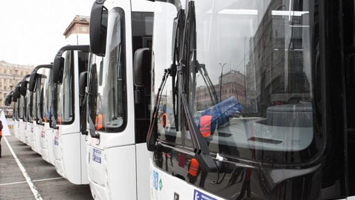 Электробусы с конвейера в Башкирии выпустили на улицы Москвы