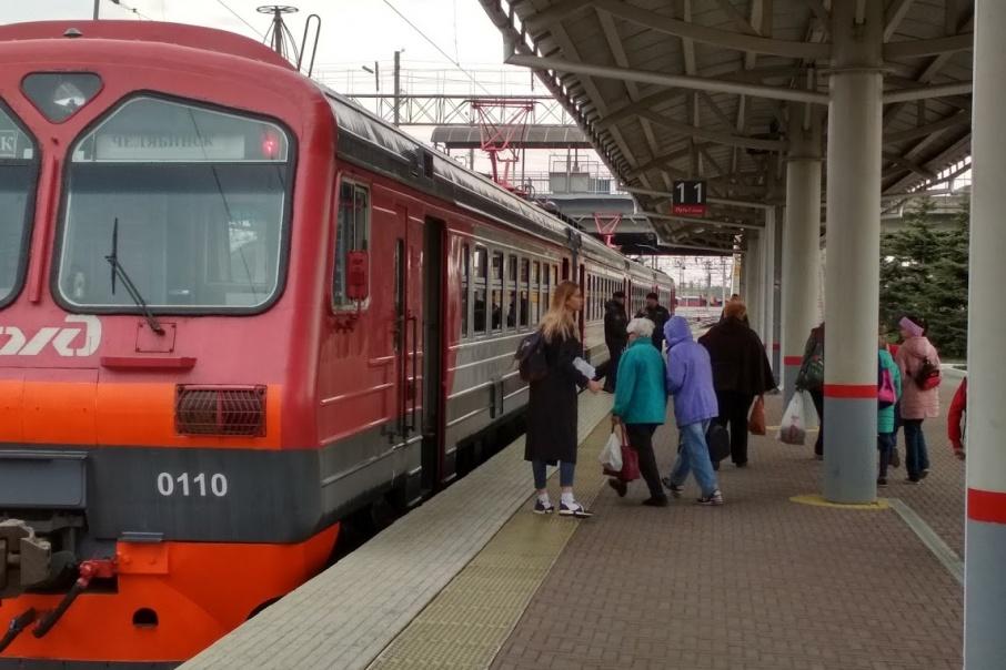 Из Челябинска запустили туристические поезда