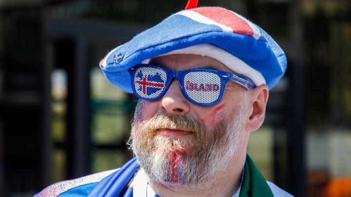 «Ху-ху-ху!»: исландские болельщики поддержали спортсменов народными кричалками