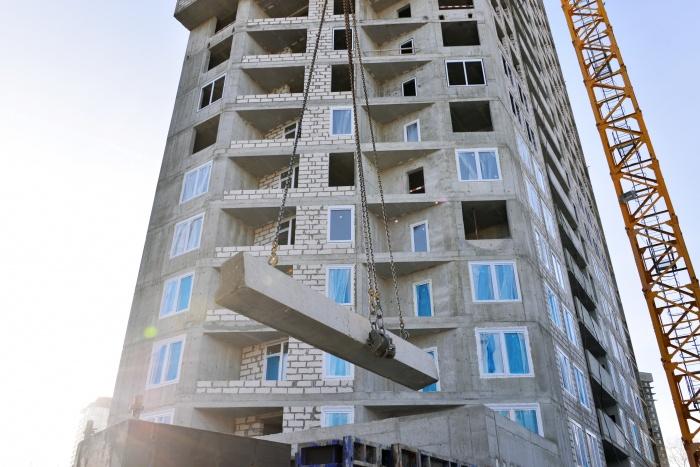 Движение к лучшему: первая очередь новостройки рядом с центром выросла на 25 этажей