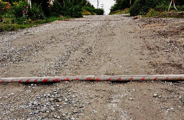 «Где дороги?»: чтоб ты себе колёса оторвал