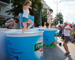 «Провансаль ЕЖК» устроит невероятные танцы на воде