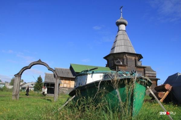 Развитие туризма во всей Архангельской области, в том числе в старинных деревнях, оценили на «серебро»