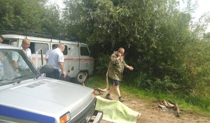 В Самарской области на реке Сок утонул подросток из Удмуртии