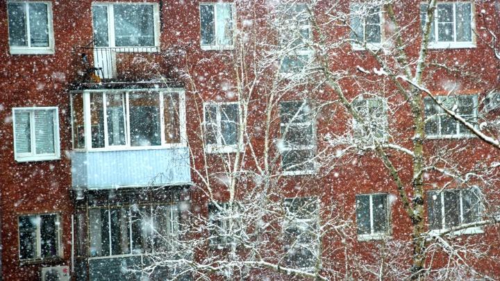 В Омске спрогнозировали первый снег
