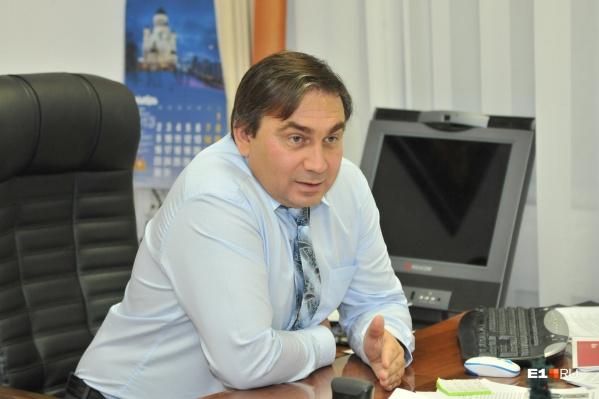 Николай Смирнов рассказал о проблеме с поиском места для мусорного полигона на юге Екатеринбурга