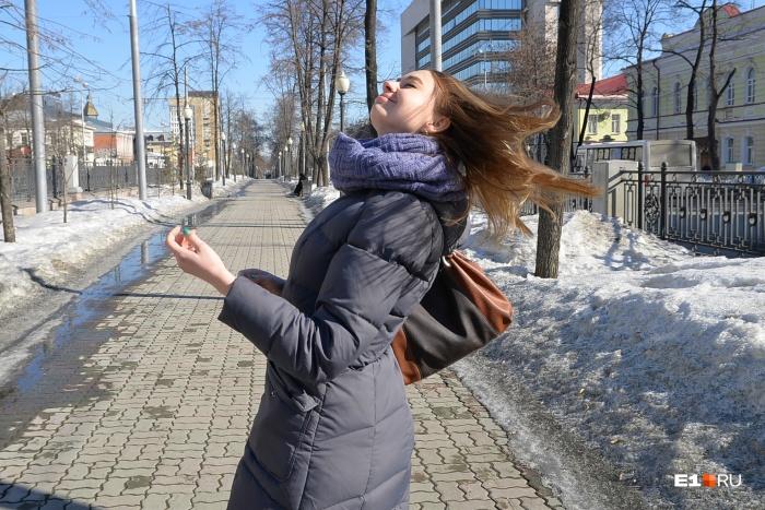 Нынешний март теплее нормы — как этому не радоваться?