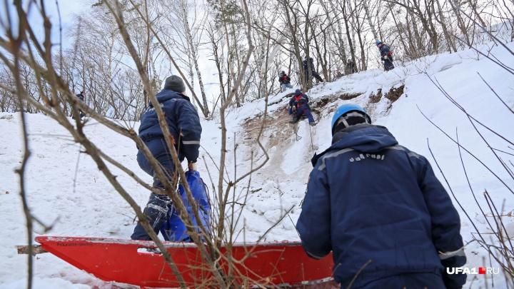 Ушла кататься на лыжах одна: в Башкирии спасатели ищут пропавшую туристку